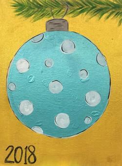 Toddler - Ornament