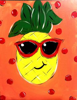 Sunglass Pineapple