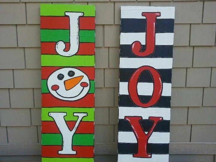 Joy Stripes Paintings