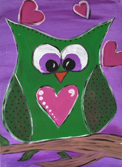 Owls Have a Heart