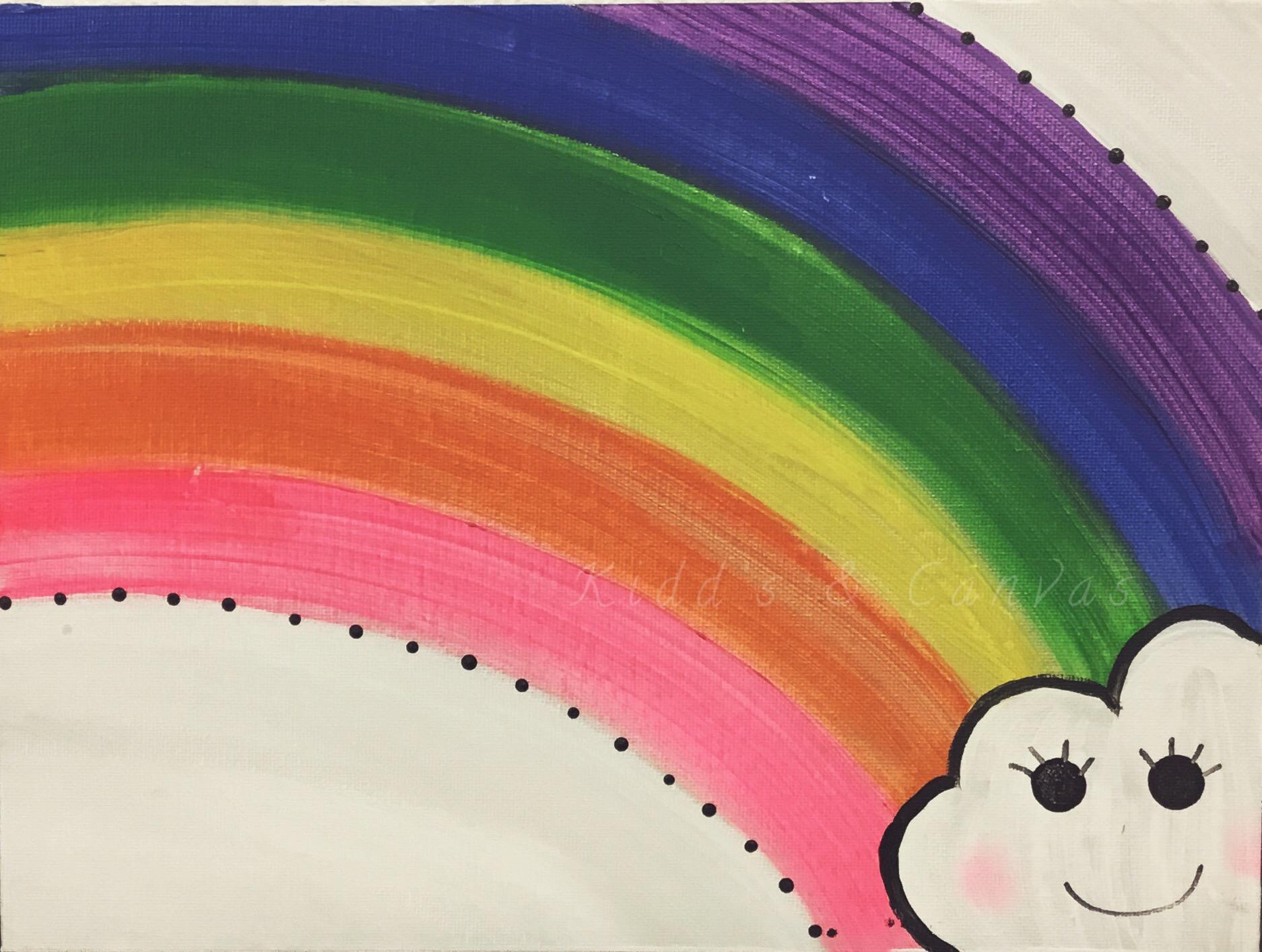 Rainbow Cloud