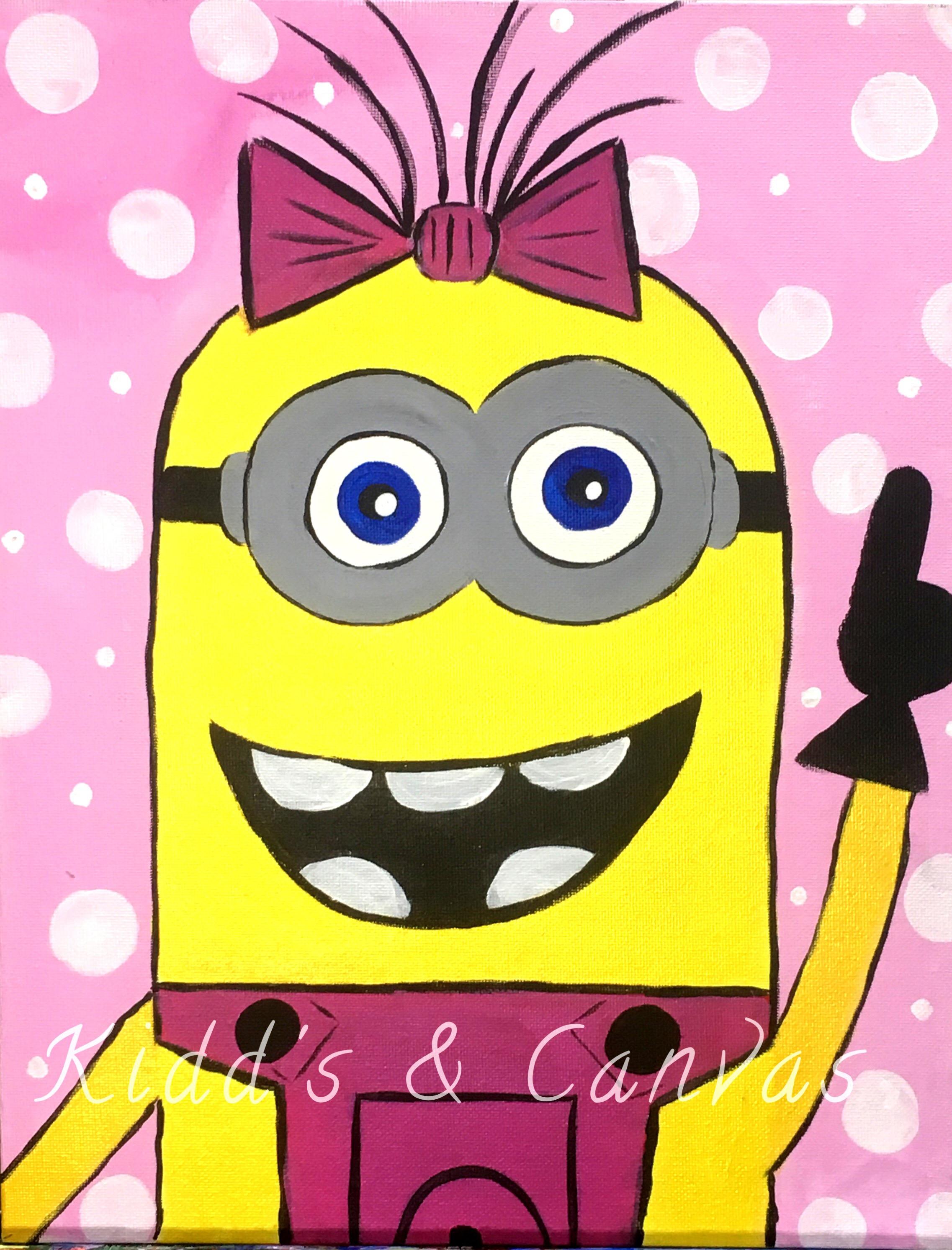 Pink Dot Minion