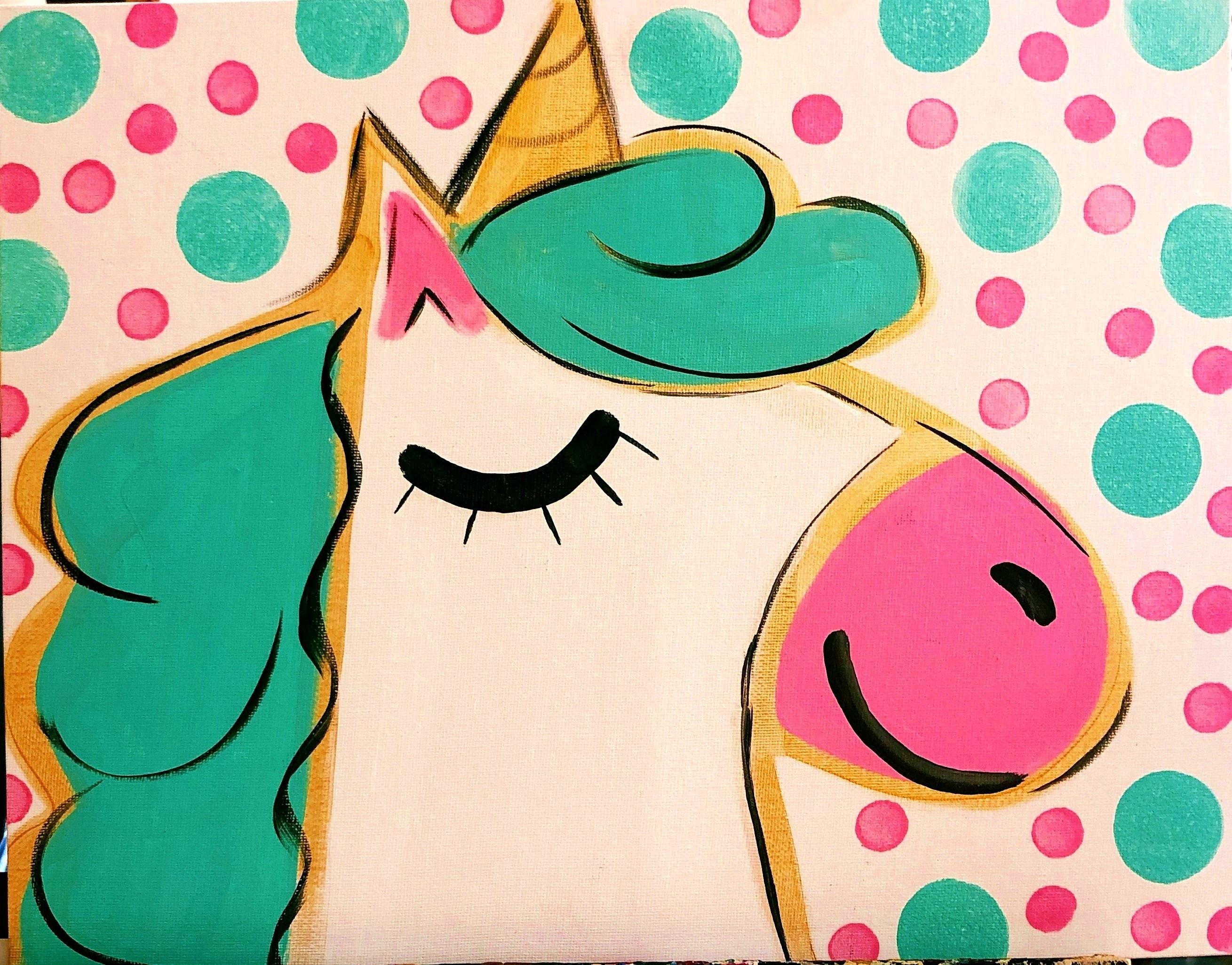 Sweet Frosting Unicorn