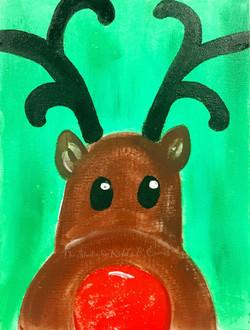 Toddler Rudolf