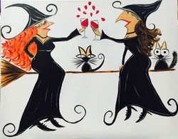 Wine Witches