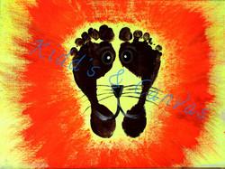 Little Lion (Footprint)