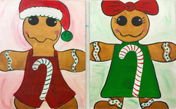 Boy & Girl Ginger Cookies