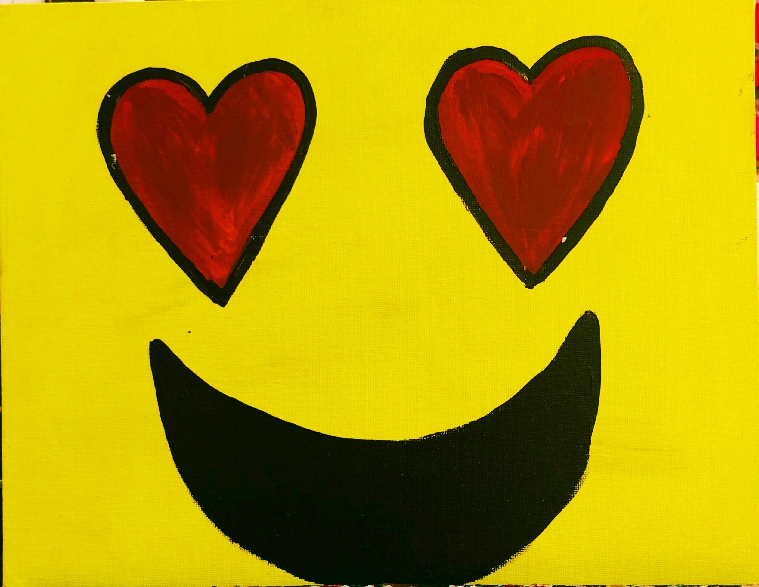 Love Mini Emoji