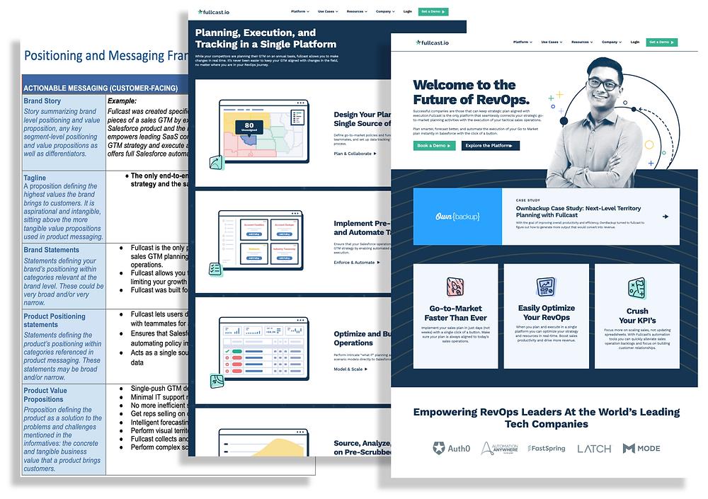Fullcast's New Messaging, Positioning, Website