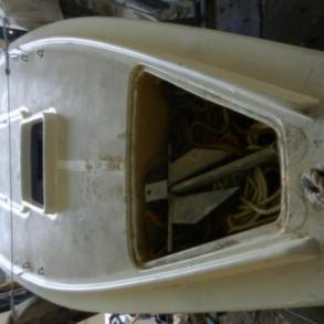 Deck prior to refurbishment.