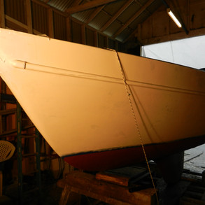 Refurbishment from bow
