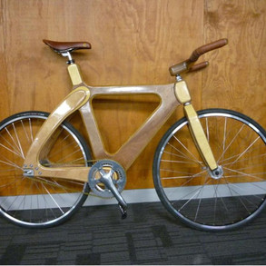 Looking at the completed Plycycle.
