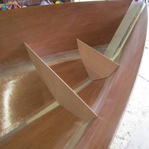 Inserting bulkheads