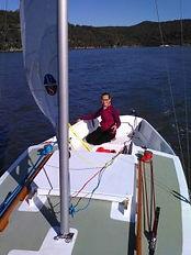 Adrians-Starlight-Dory-Under-sail-Hawkes