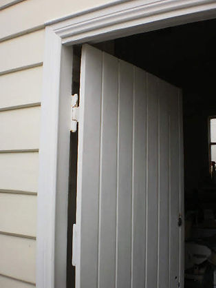 17~Finished door Frame- Whole door.JPG