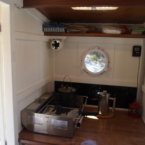 Starboard galley study