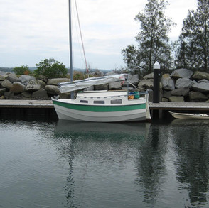Launched and ready for sea trials.