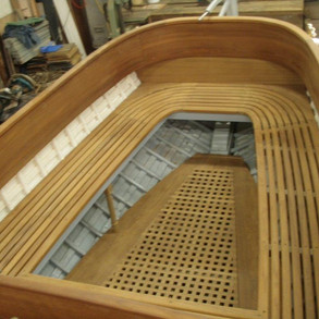 Check out the detail of timber work in the cockpit. The craftsmanship is superb!