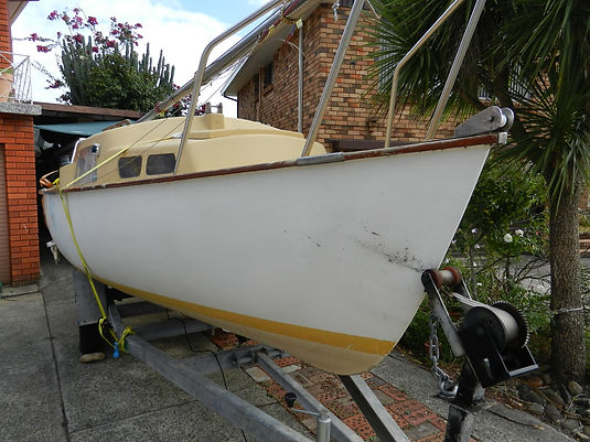 Careel 18 Restoration
