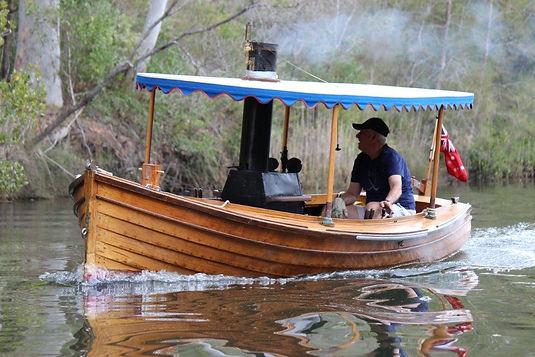Bills steamboats - The S.L Mobi