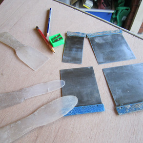 Filletting Tools