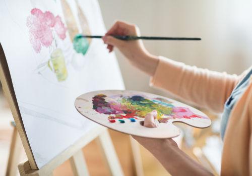 Cours de peinture adulte