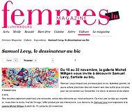 Novembre 2012 Exposition solo   Galerie Michel Miltgen Luxembourg
