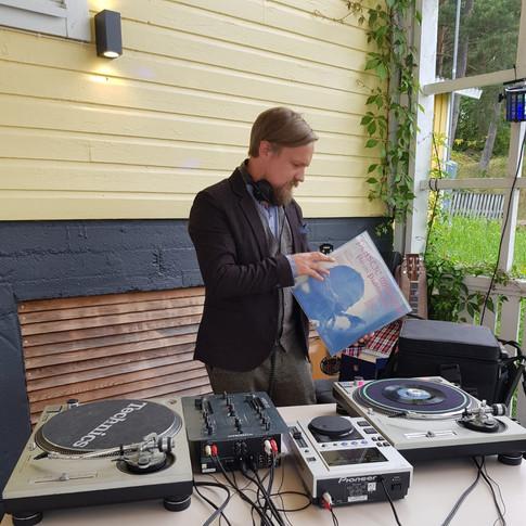 Merimaskun Rantamakasiini DJ Luutnantti