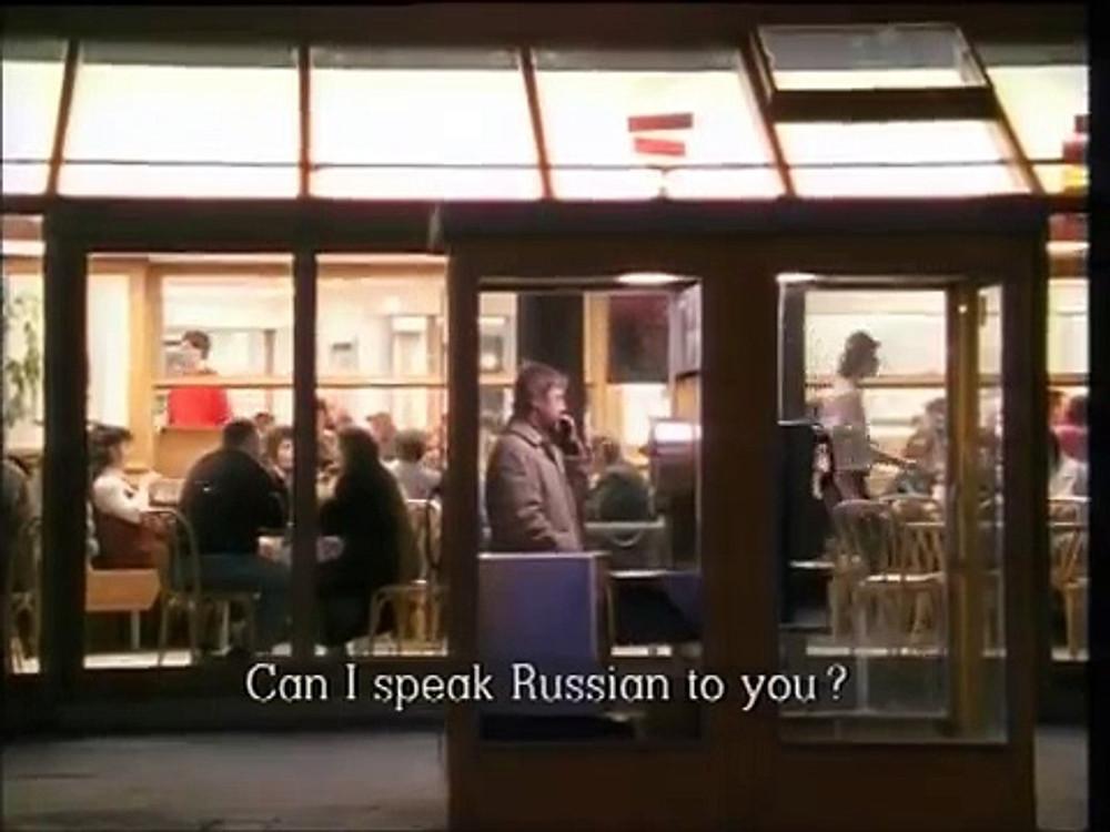 """Кадр із фільму """"Подорож Достоєвського"""""""