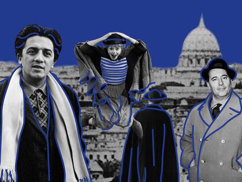 Епізод 1. Фелліні: Італійський неореалізм та одразу потому