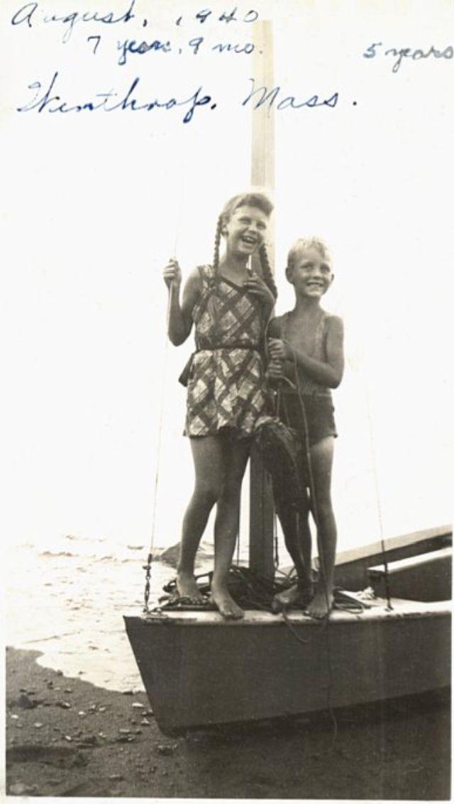 Life of Sylvia Plath through amazing vintage photos (4)