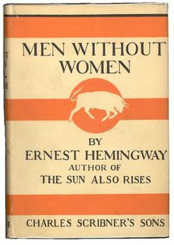 Image result for men without women hemingway
