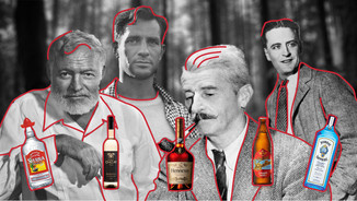 Пити не можна писати: алкогольне меню американських письменників