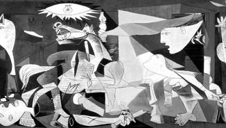 """Читаємо картини: """"Герніка"""" Пабло Пікассо"""