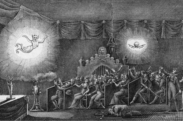 Image result for phantasmagoria theatre