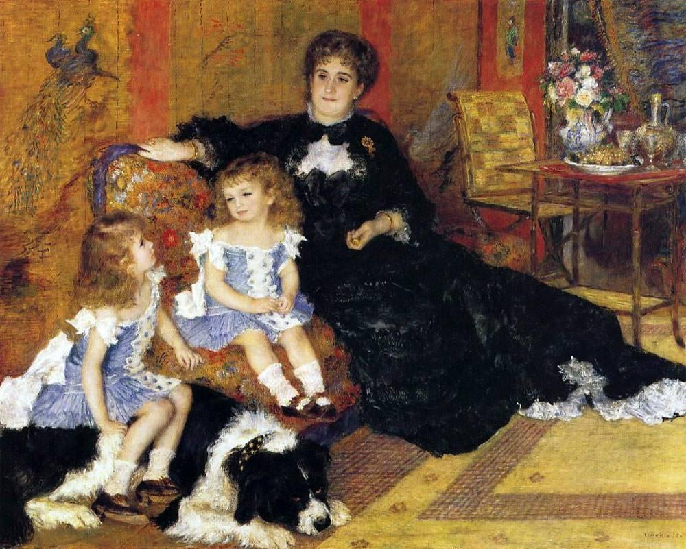 madame-charpentier-and-her-children