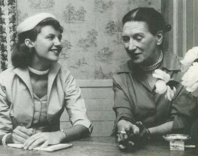 Life of Sylvia Plath through amazing vintage photos (24)