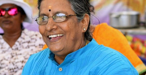 First Woman Umpire: B. Sumathi Hariharan Aiyar BA, BL.
