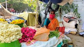 K.B.Nagar proves that charity begins at home