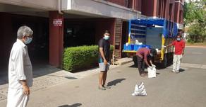 OMR apartment sets trend in CORONA precautions