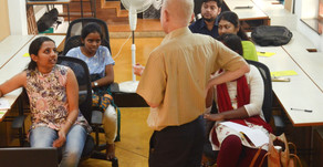 Madras Inherited conducts a workshop on heritage