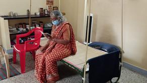 Senior citizens at ECR brave the Coronavirus
