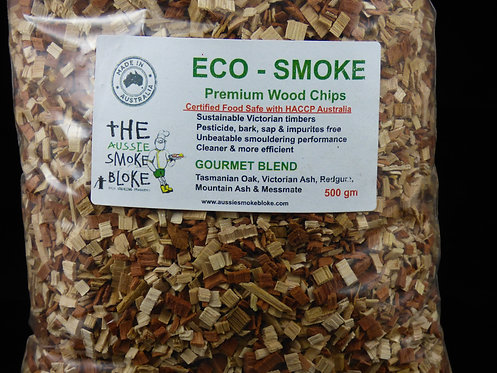 5kg Mix  Eco-Smoke 'Food Safe' wood chips