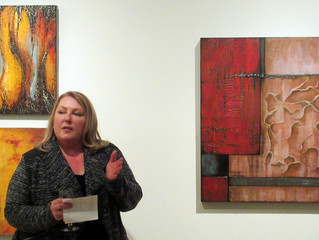 Solo Exhibition Opening Reception
