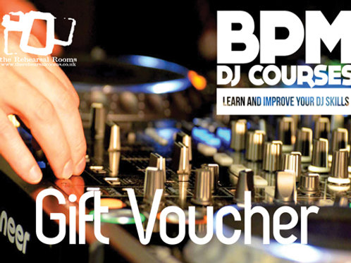 BPM Gift Card - 2 hours 1-2-1 session