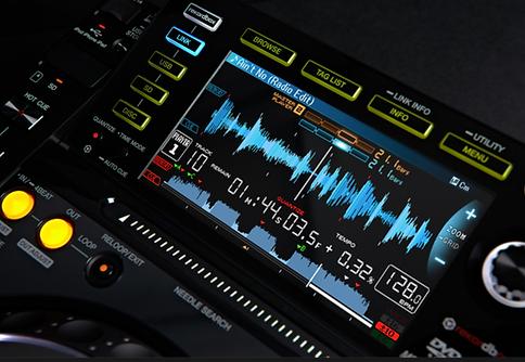 BPM DJ Courses Pioneer CDJ-2000Nexus