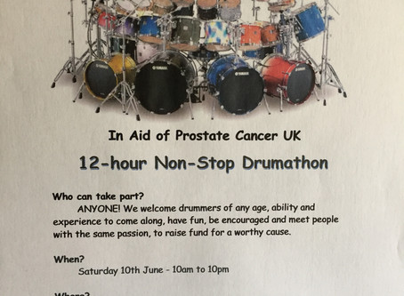 Calling all drummers!
