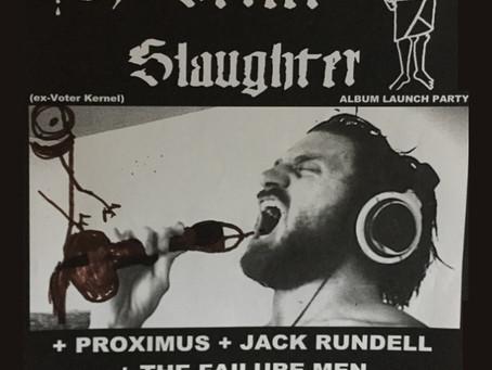 Janet Street Slaughter Album Launch!