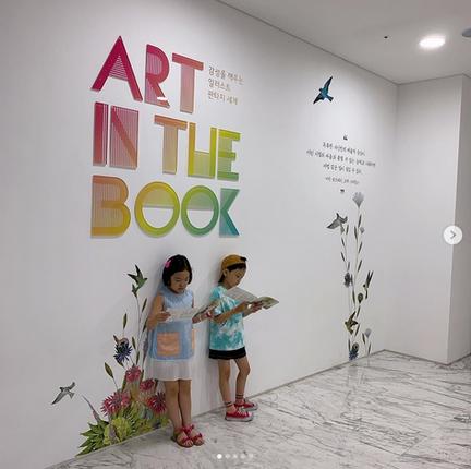art in the book