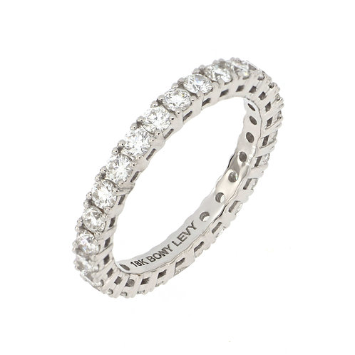 Audrey Classic Luxe Eternity Band